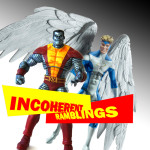 Brought to you by Marvel Universe Angel and Colossus