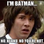 No Keanu