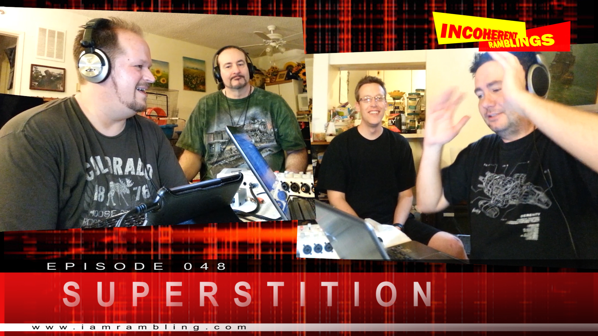 IR Video Episode 048 – Superstition