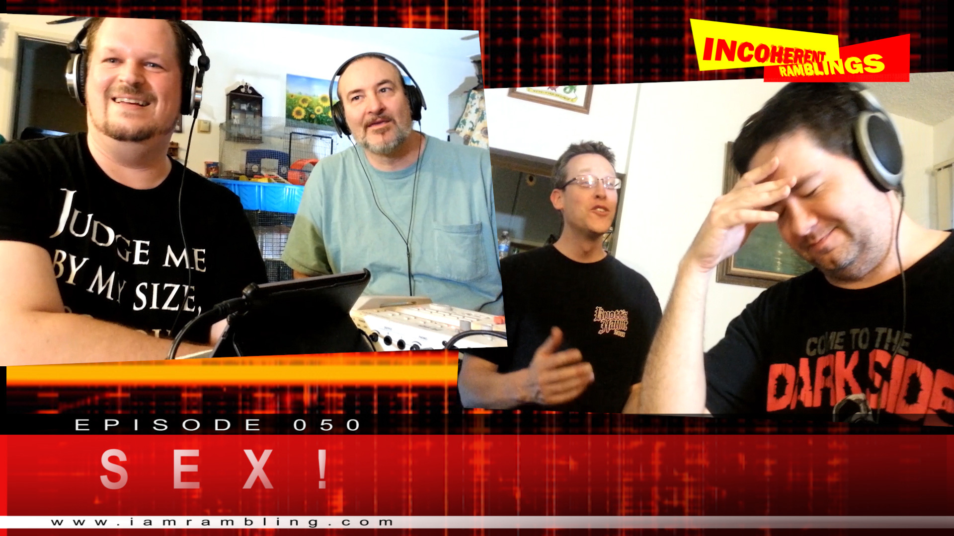 IR Video Episode 050 – Sex!