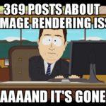 image-rendering