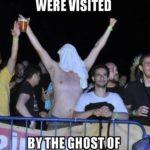 ghost of spring break