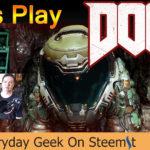 Let's Play Doom 1080 brighter