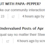 PapaHandsUp