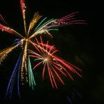 Colorful Airbursts Walnut 2010