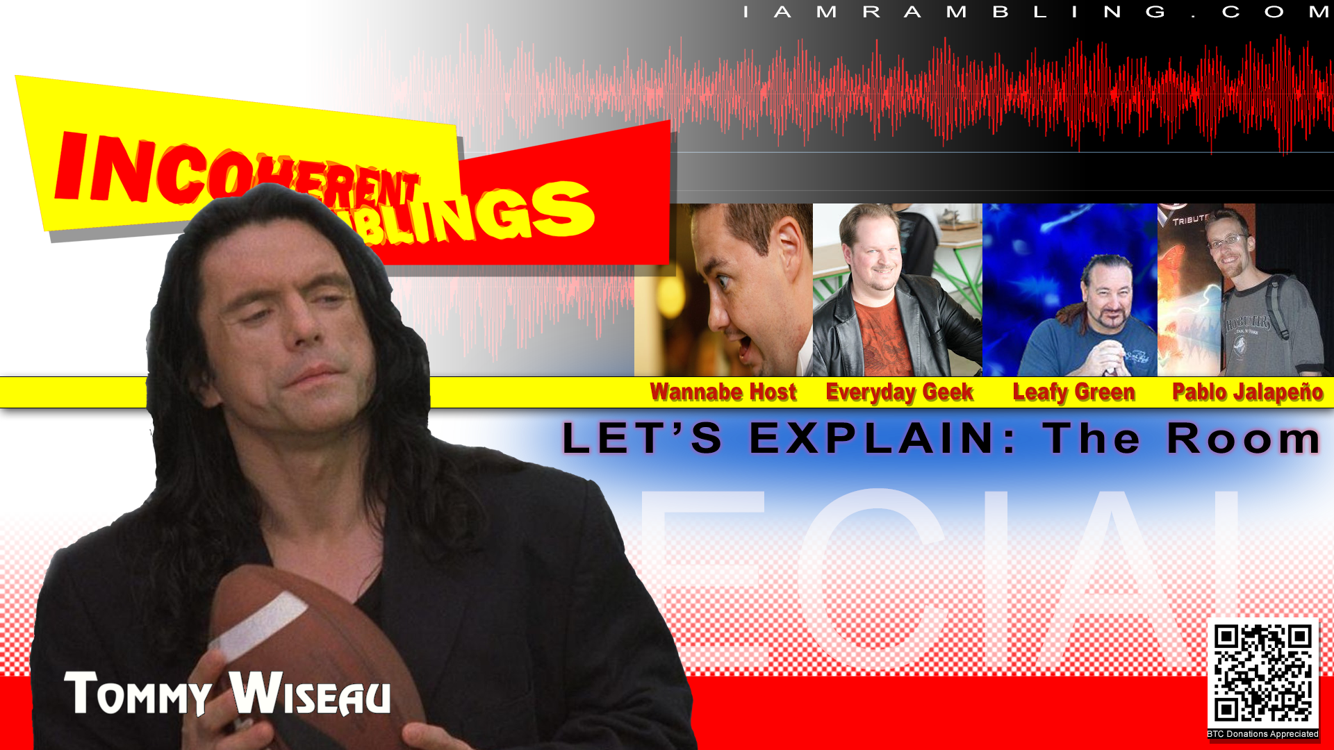 Let's Explain: The Room and Tommy Wiseau